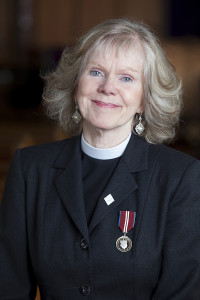 Rev Margaret Cornish