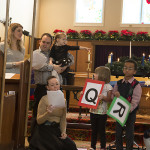 Sunday School, Christmas Pageant, 2015