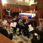 Carols for the City, 2015 at St. Alban's Anglican Church in Richmond