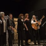 Ladies on Stage
