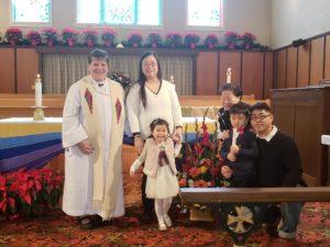Elmer, Emily, Ethan & Loren Chan