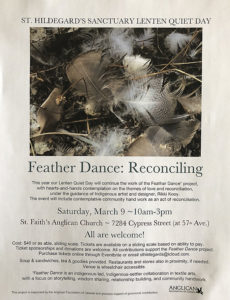 Notice of Feather Dance Reconciling